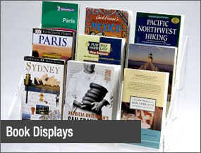 Display Racks Stands Amp Holders For Cards Books