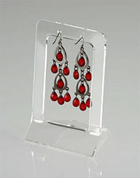Earring Holders, Stands and Displays
