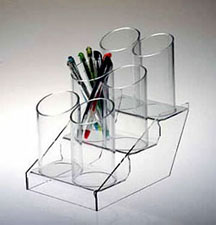 Pen Holders and Displays