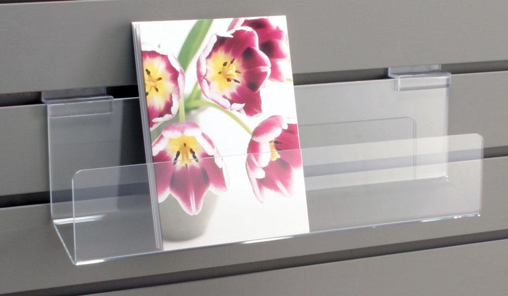 Postcard, Greeting Card and Notecard Shelves